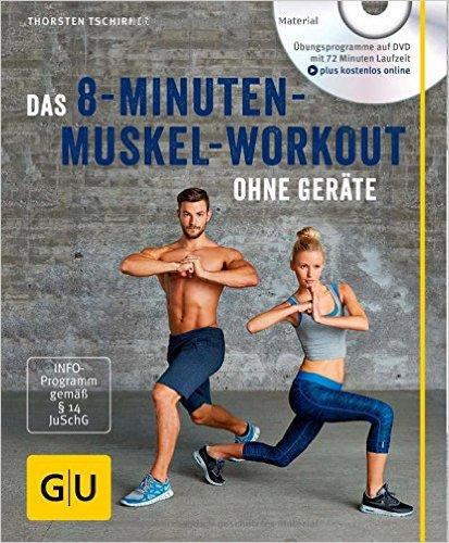 7 Minuten Workout – Keine Zeit war gestern